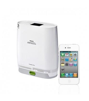 Concentrateur d'oxygène portable Philips SimplyGo Mini