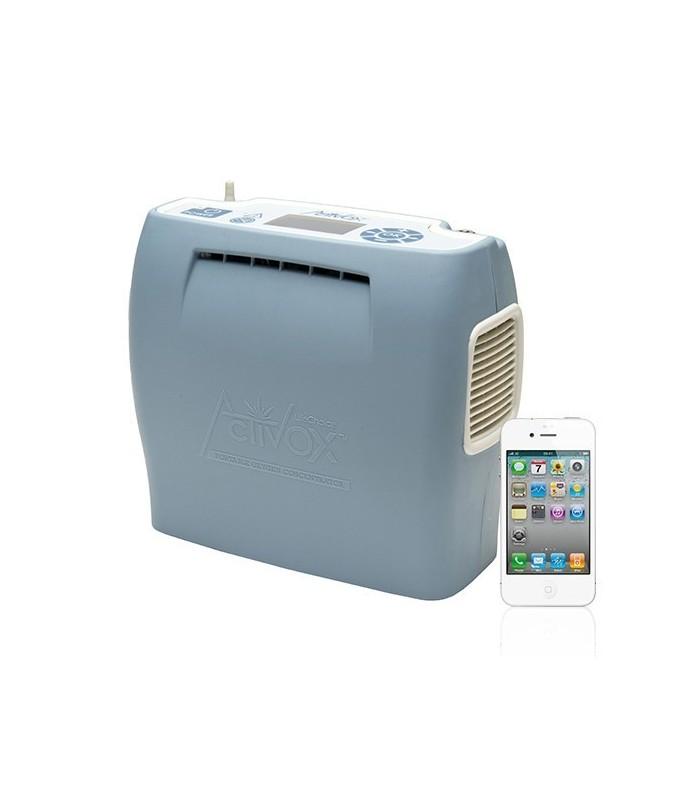 concentrateur d 39 oxyg ne portable inova labs lifechoice. Black Bedroom Furniture Sets. Home Design Ideas