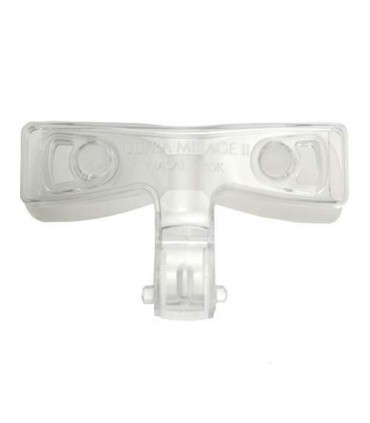 Support avant et pad pour Ultra Mirage II nasal - ResMed