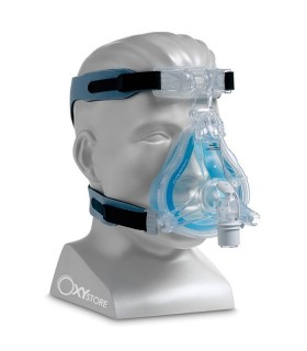 Masque bucco-nasal Comfort Gel Blue - Philips Respironics