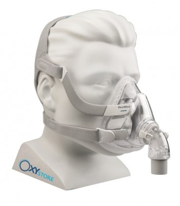 Masque bucco-nasal AirFit F20 - ResMed