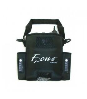 AirSep - Focus Sac de transport avec poches batterie